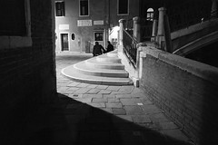 Venice nightlife, 8.47pm-9.50pm 18th October 2019 (fabiolug) Tags: nightlife night venice venezia italy italia darkness light shadow shadows people street streetphotography canal canals bridge steps leicammonochrom mmonochrom monochrom leicamonochrom leica leicam rangefinder blackandwhite blackwhite bw monochrome biancoenero leicaelmarit28mmf28asph elmarit28mmf28asph elmarit28mm leicaelmarit28mm 28mm elmarit leicaelmarit wide wideangle