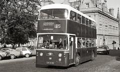 Lothian 813 EWS813D (aptyldsley) Tags: lothian edinburgh leyland leylandatlantean alexander