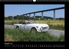 TR-Freunde Fotokalender 2013 querformat-09 (TR Freunde) Tags: triumph tr kalender 2013 querfromat