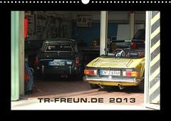 TR-Freunde Fotokalender 2013 querformat-01 (TR Freunde) Tags: triumph tr kalender 2013 querfromat