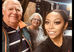 Backstage with Jade (RobW_) Tags: robert ritsa jade hamilton west end victoria palace theatre london england tuesday 29oct2019 october 2019