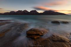 Perfect Offering (hillsee) Tags: granite hazards nature colour light longexpisure sea rock sunset seascape mountains tasmania freycinet
