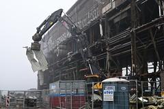 Werkspoorhal (renegesink) Tags: werkspoorhal amsterdam sloop slopen slooppand werkspoor