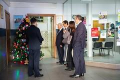 Rui Rio em visita à 4ª Divisão da PSP