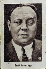 Emil Jannings (Steenvoorde Leen - 16.3 ml views) Tags: vintage photo foto paatje picture filmster moviestar actrice artist artiest acteur albumplaatjes emiljannings
