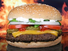 hamburger eathing while on diet (nhlaposipho10) Tags: fat tummy belly healthy weight fitness play diet gain gym 2020