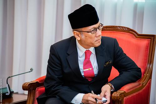 S.E.M. Usra Hendra HARAHAP de la République d'Indonésie-20