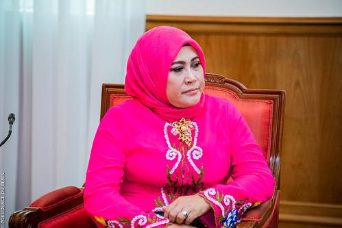 S.E.M. Usra Hendra HARAHAP de la République d'Indonésie-19