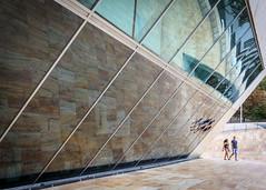 Casa da Musica #8 (The Marble Reflection) (USpecks_Photography) Tags: casadamusica canoneosm6 marble porto portugal architecture contemporaryarchitecture remkoolhass