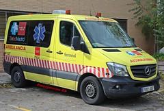 Ferrovial (emergenciases) Tags: emergencias españa 112 comunidaddemadrid vehículo ambulancia sanitarios mercedes mercedesbenz mercedesbenzsprinter sprinter tipoa1 summa112 ferrovial