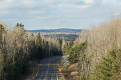 Views going north (nature_photonutt (Sue)) Tags: northofironbridge ontariocanada