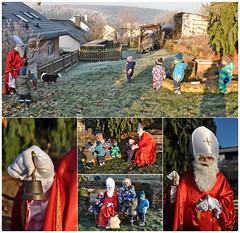 Der Nikolaus war da (in Explore - 6. Dezember 2019) (Uli He - Fotofee) Tags: ulrike ulrikehe uli ulihe ulrikehergert hergert nikon nikond90 fotofee kindertagespflege burghaun diekleinenräubervonhune nikolaus