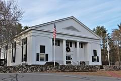 Duxbury Town Hall (Stephen St-Denis) Tags: duxbury massachusetts plymouthcounty townhall southshore