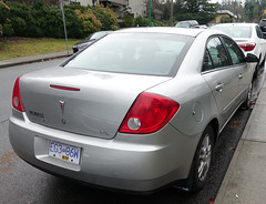 2005 Pontiac G6 V6 (D70) Tags: 2005 pontiac g6 v6 burnaby britishcolumbia canada gm epsilon