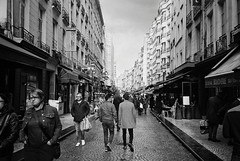 R2-E049 (David Swift Photography) Tags: davidswiftphotography parisfrance streetphotography streetscapes cityscape cities shops signs 35mm olympusstylusepic ilfordxp2
