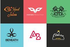 Modern Logo Designs (Bilal Studio) Tags: modern logo design designs logos minamilist graphic