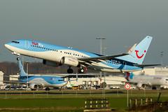 D-ATUE (PlanePixNase) Tags: aircraft airport planespotting haj eddv hannover langenhagen plane boeing 737800 737 b738 tui tuifly