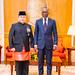 S.E.M. Usra Hendra HARAHAP de la République d'Indonésie-14