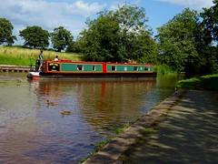 Narrow Boat Shropshire Union Canal August 2019 Sony HX60-V (mrd1xjr) Tags: narrow boat shropshire union canal