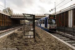 Amstelveenlijn191203-Kronenburg-06 (amstelveenlijninbeeld) Tags: amstelveen amstelveenlijn amsterdam construction metro site spoor tramlijn transport transportation vernieuwen