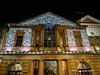 Swansea Grand Theatre Xmas lights 2019 12 03 #3
