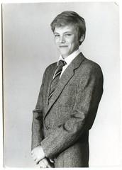 . (Kaïopai°) Tags: portrait portraiture mann man homme vintage dress fashion mode ddrmode tie krawatte smile proud stolz jacket