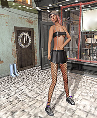 LuceMia - The Darkness Monthly Event (2018 SAFAS AWARD WINNER - Favorite Blogger -) Tags: darknessevent event togstore liluset poses doggmata herway sl secondlife mesh fashion creations blog beauty hud colors models lucemia marketplace