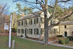 Bradford House - Duxbury, Massachusetts (Stephen St-Denis) Tags: bradfordhouse duxbury massachusetts federalist architecture plymouthcounty