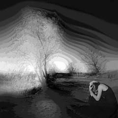 fears (Laszlo2019) Tags: background infrared filtereffects layers composite digital art credit deviantart link