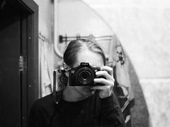 (Koля) Tags: kentmere400 rodinal150 eos3000 35mm film selfie