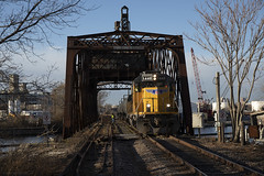 The KK River Bridge (The Industrial Railfan) Tags: elchlok theindustrialrailfan henrydell railway railroad train marshjob switching local yardjob milwaukee