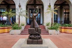Guatemala City - [Guatemala] (2OZR) Tags: guatemala art sculpture