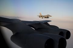 191106-F-HF102-0420 (AirmanMagazine) Tags: combatcamera btf 201 bombertaskforceeurope fairford b52 2ndbombwing usafe stratofortress 96thbombsquadron norway arctic f16 fightingfalcon norwegianroyalairforce interoperability nato raffairford unitedkingdom