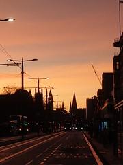 Photo of Edinburgh Sunset
