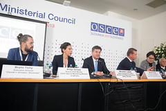 Side event: Humanitarian aspects of the crisis in and around Ukraine (Organization for Security & Co-operation in Europe) Tags: green