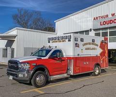 Loudon, NH New A1 2019 Ram 5500/PL Custom (robert.nettles207) Tags: ambulance rescue firerescue firedepartment firetrucks firetruck fireapparatus dodge 5500 plcustom ram dodgeram