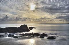 Rocks on the beach, Looe, Cornwall (Baz Richardson) Tags: cornwall looe eastlooe beaches rocks sea coast