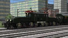 Train Simulator (Hungarykum) Tags: ts train simulator obb öbb oebb 1189 05 krokodil