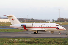 CL604 CHALLENGER (CC144) 144618 RCAF (shanairpic) Tags: bizjet corporatejet executivejet military cc144 cl604 challenger shannon rcaf canadianairforce 144618