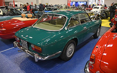 Alfa Romeo GTV 2000 (1972) // TO-G56262 (baffalie) Tags: auto voiture ancienne vintage classic old car coche rétro expo italia sport automobile racing motor show collection club course race circuit italie turin fiera