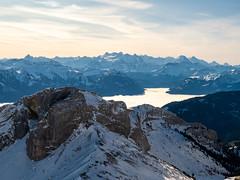 Auf dem Pilatus (oonaolivia) Tags: pilatus drachenberg schweiz switzerland mountains berge landschaft landscape nature nebel nebelmeer fog seaoffog