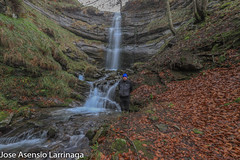 Parque Natural de Gorbeia  2019   #DePaseoConLarri #Flickr-42 (Jose Asensio Larrinaga (Larri) Larri1276) Tags: 2019 orozko bizkaia basquecountry euskalherria parquenaturaldegorbeiagorbea navarra otoño fotografía airelibre saltosdeagua naturaleza