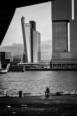 Roterdam (Official Fujifilm X-Photographer) Tags: bike photography blackandwhite fujifilmxpro2 travel cityscape urbanstreet monochrome architecture streetphotography hüseyinaldırmaz amsterdam nederland holland roterdam