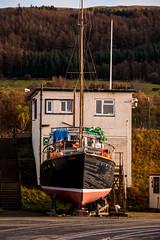 Fairlie Yacht Haven (Briantc) Tags: scotland ayrshire northayrshire fairlie yachthaven