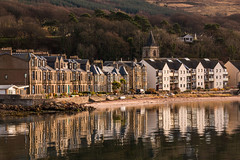 Fairlie Reflections (Briantc) Tags: scotland ayrshire northayrshire fairlie reflections