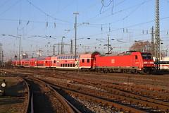 DB Regio 146 216-7 RE, Basel Bad Bhf (michaelgoll777) Tags: db br146 traxx