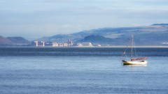 Photo of Swansea Bay from Mumbles.