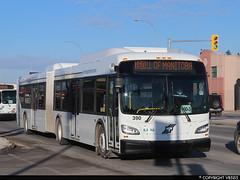 Winnipeg Transit #390 (vb5215's Transportation Gallery) Tags: winnipeg transit 2019 new flyer xd60 xcelsior