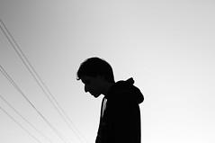 Hundimiento (Mishifuelgato) Tags: black white blanco negro hundimiento tristeza depresión nikon d90 1870mm alicante
