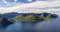 Senjahopen (ketil.melby) Tags: norway senja senjahopen mountains sky sea